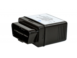 4G OBD Plug-In Vehicle GPS Tracker