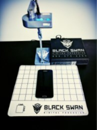 Black Swan Mobile Data Extraction Device