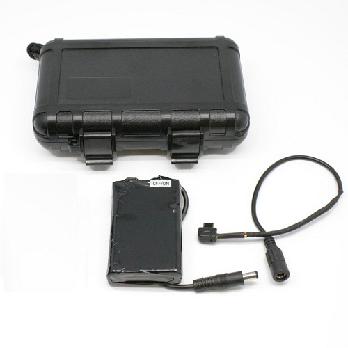 iTrail Solo Extended Battery and Case