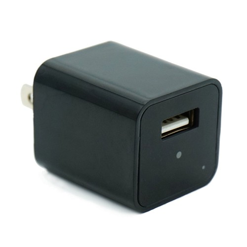 AC15 1080P USB AC Charger Hidden Camera