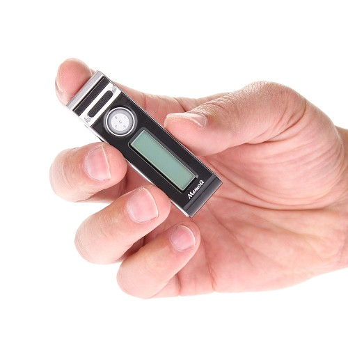 MR80 Mini Clip Digital Voice Recorder