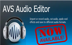 AVS AUDIO / VIDEO EDITING SOFTWARE SUITE