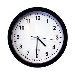CVR Wall Clock Camera Wi-Fi (Battery)