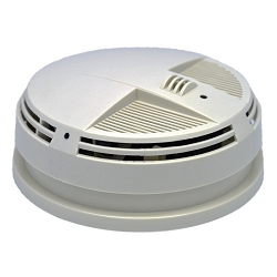 CVR Smoke Detector Camera Wi-Fi  (bottom view) (Battery)