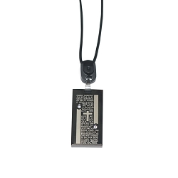 LawMate CM-NL10 Covert Video Necklace Camera