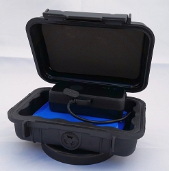 GPS PELICAN 1010 CASE   FITS GPS & BATTERY