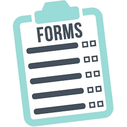 PI FORMS & RETAINER