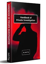 Handbook of Private Investigation - Jack Fay
