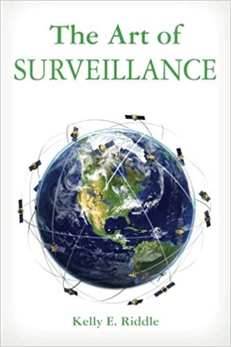 The Art of Surveillance - Kelly E Riddle