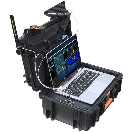 Delta X 2000/6 Real Time Spectrum Analyzer