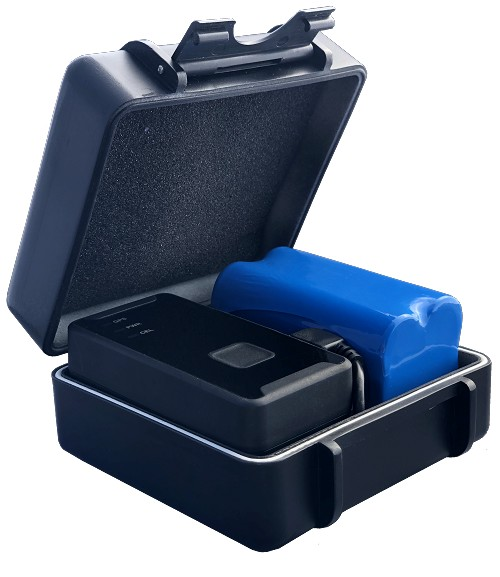 GPS CASE - FITS GPS & BATTERY (CASE ONLY)